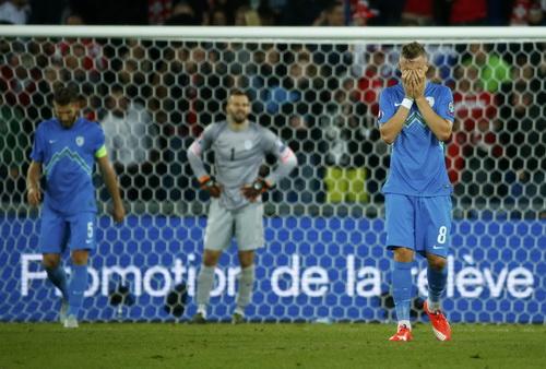 Nỗi buồn Slovenia...