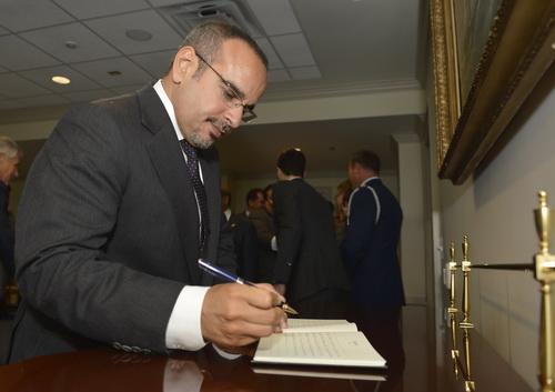 Chủ tịch AFC Salman bin Khalifa sẽ ra tranh cử chức chủ tịch FIFA