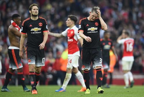 Man United bại trận tâm phục, khẩu phục