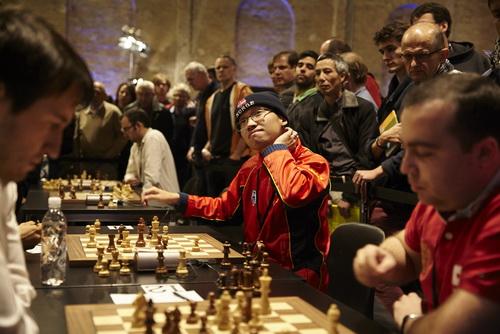 Nguyễn Ngọc Trường Sơn khởi đầu thuận lợi ở Giải vô địch cờ nhanh thế giới 2015