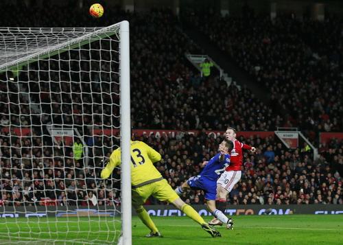 Rooney sút vọt xà- tình cảnh tệ hại của M.U hiện tại