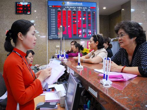 Vốn điều lệ của Sacombnak tăng lên 18.852 tỉ đồng, tương ứng với 1,88 tỉ cổ phiếu