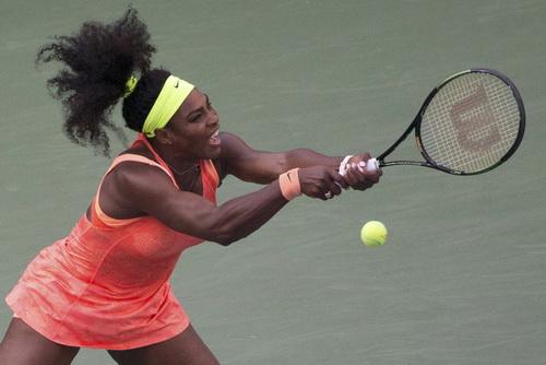 Serena quá mạnh so với đồng hương Madison Keys