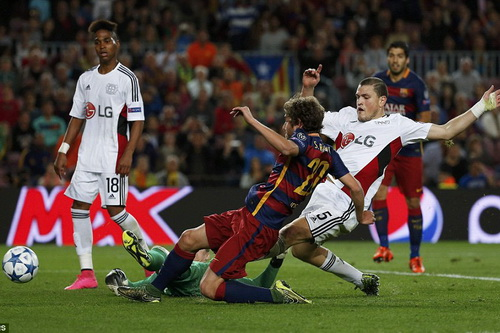 Barcelona luôn gặp khó khăn khi các chân sút chủ lực phải vắng mặt