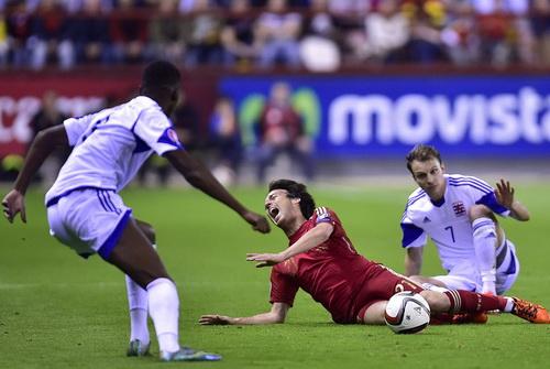 Chiến thắng phải đánh đổi bằng những mất mát lớn của Tây Ban Nha