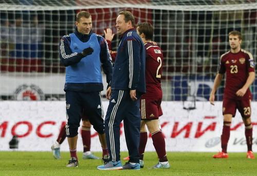 HLV Slutsky từ CSKA Moscow nhận trọng trách ở đội tuyển Nga
