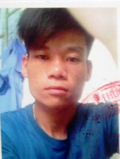 Lò Văn Thắng đã ra đầu thú sau 3 tháng giết người.