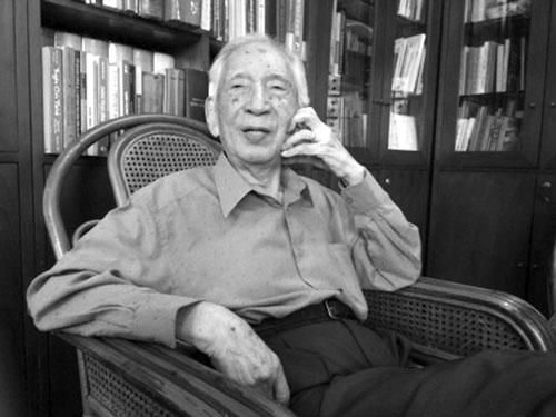 Nhà nghiên cứu Nguyễn Đình Đầu Ảnh: Tư liiệu