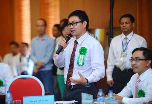TS Nguyễn Bá Hải (VNE)