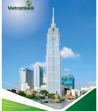 Vietcombank Tower cao 35 tầng
