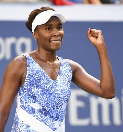 Venus cũng thắng áp đảo tay vợt 19 tuổi Anett Kontaveit