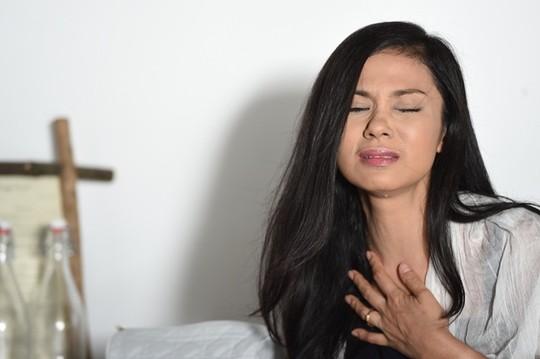 Việt Trinh trong phim Trót yêu