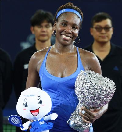 Niềm vui xen lẫn sự tự hào của Venus trong ngày trở lại Top 10 thế giới
