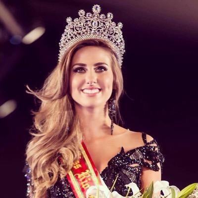 Marthina đại diện bang Rio Grande do Sul