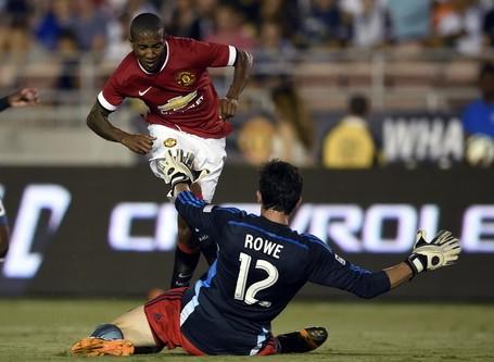 Ashley Young ghi nhiều bàn thắng quan trọng cho Man United