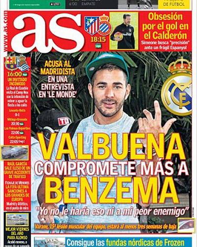 Tương lai của Valbuena cũng bị đặt dấu hỏi