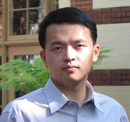 Giáo sư Trương Hạo. Ảnh: China.com