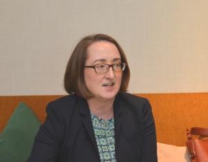 Bà Colin Willett, Phó Trợ lý Ngoại trưởng Mỹ.
