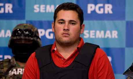Jesus Alfredo Guzman. Ảnh: CORBIS