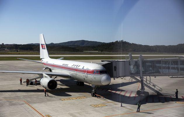 Air Koryo là hãng hàng không quốc gia Triều Tiên. Ảnh tư liệu: Reuters
