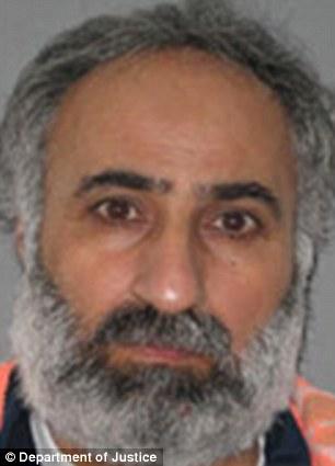 Abdul Rahman Mustafa al-Qaduli. Ảnh do Bộ Tư pháp Mỹ công bố.