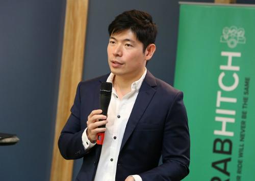 Anthony Tan cho rằng làm doanh nghiệp là để tạo ra hạnh phúc cho mọi người. Ảnh: DNA.
