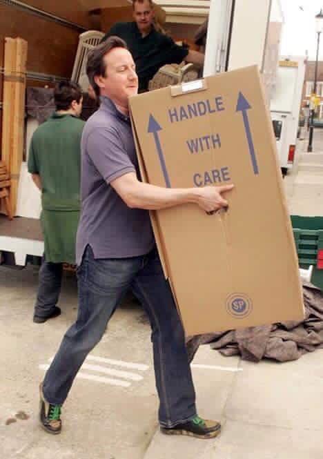 Bức ảnh gây sốt trên mạng hôm 13-7. Ảnh: Daily Mail