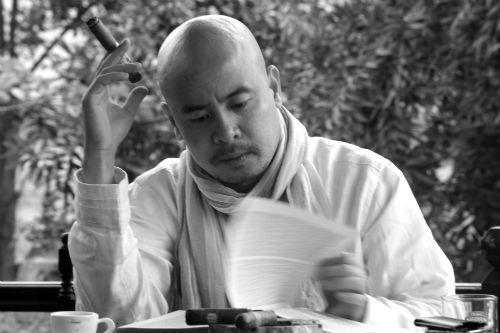 Đặng Lê Nguyên Vũ là doanh nhân và được xem như ông vua cà phê Việt. Ảnh:Forbes