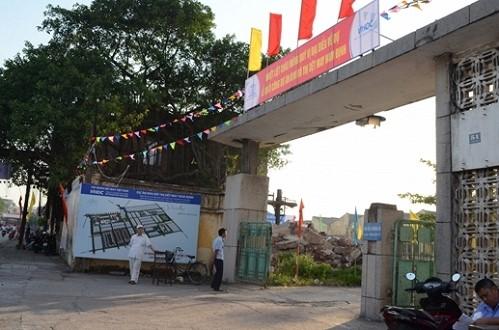 Nhà máy Dệt Nam Định.