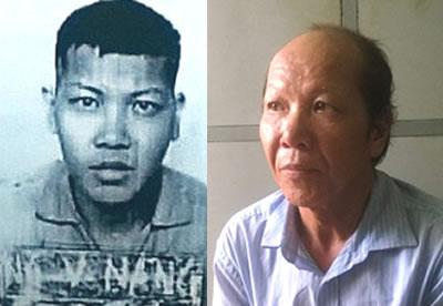 Năng thời điểm trốn khỏi trại giam 31 năm trước và bây giờ.