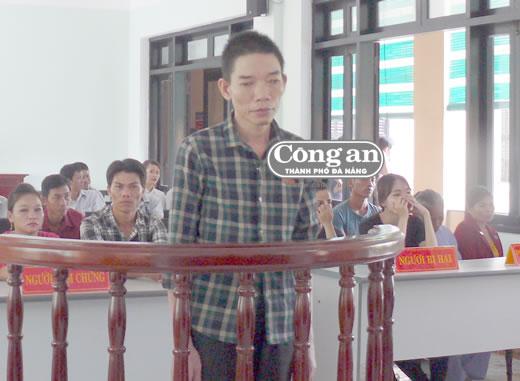 Nguyễn Văn Sơn nhận mức án 14 năm tù.