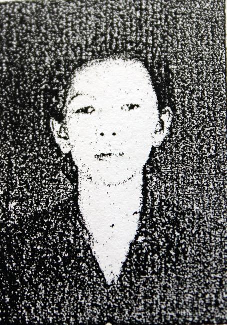 Bà Phan Thị Thanh Cúc trong hồ sơ truy nã của công an.