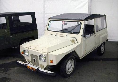 Một chiếc La Dalat từng được sản xuất tại Sài Gòn. Ảnh: Tư liệu