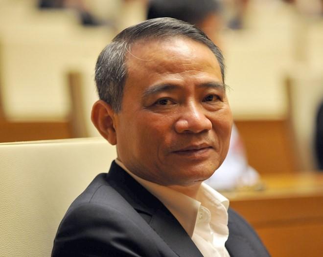 Bộ trưởng Trương Quang Nghĩa. Ảnh: Báo Giao thông.