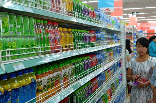 Phần lớn sản phẩm nước giải khát được sản xuất theo các tiêu chuẩn quản lý chất lượng tiên tiến Ảnh: Tấn Thạnh