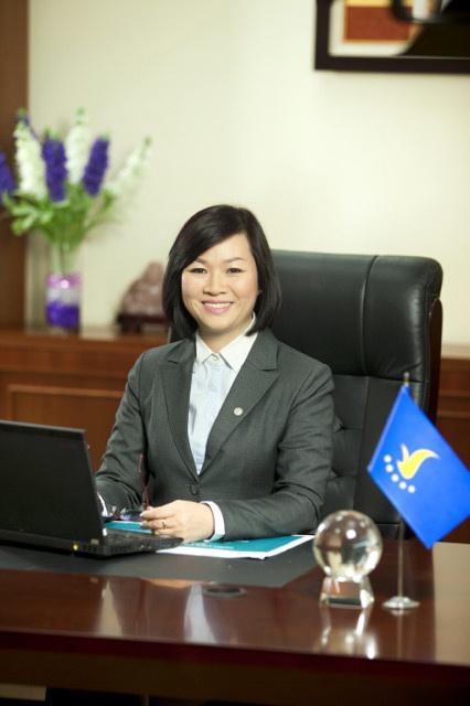 Bài Dương Thị Mai Hoa - Tổng giám đốc Tập đoàn Vingroup