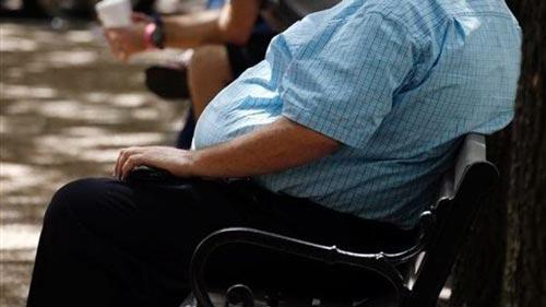 Dư cân ở tuổi thanh niên làm tăng nguy cơ bệnh gan và tim khi về già Ảnh: FOX NEWS