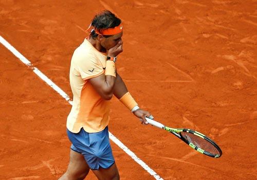 Nadal mùa thứ hai liên tiếp bại trận trước Murray Ảnh: REUTERS