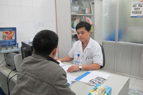 Một ca tư vấn về sức khỏe sinh sản ở Hà Nội