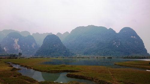 """Hồ nước Yên Phú với phong cảnh sơn thủy hữu tình sẽ là cảnh quay thứ 2 xuất hiện trong bộ phim """"King Kong 2"""""""