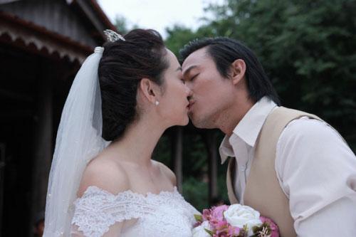"""Quý Bình và Minh Hằng trong phim """"Bao giờ có yêu nhau"""""""
