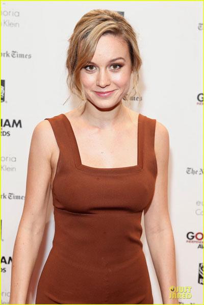 Brie Larson được dự đoán sẽ giành giải Nữ diễn viên chính xuất sắc nhất tại giải Oscar 88 Ảnh: Reuters