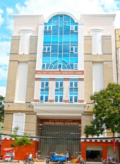 Nhà hát Cải lương Trần Hữu Trang đóng cửa hơn 1 năm nay