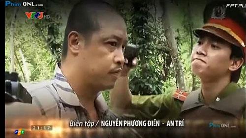 """Cảnh trong phim """"Nữ cảnh sát tập sự"""". (Ảnh cắt từ YouTobe)"""