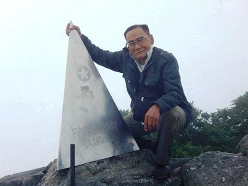 Cụ ông Huỳnh Văn Ráng. (Ảnh do Vietkings cung cấp)
