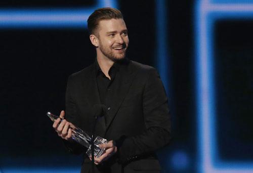 Justin Timberlake bị kiện Ảnh: REUTERS