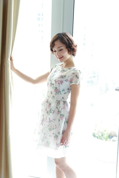 Ngắm căn hộ nhỏ xinh của diễn viên Lan Phương