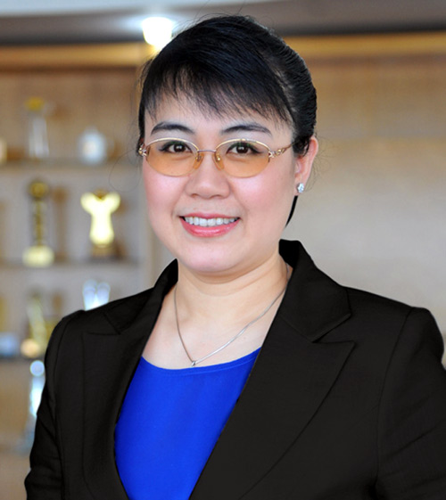 Bà Nguyễn Thị Nguyệt Hường không được công nhân đại biểu Quốc hội khoá XIV.