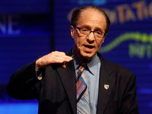 Ông Ray Kurzweil Ảnh: REUTERS