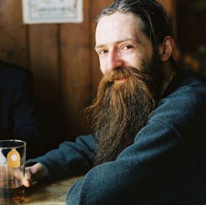 Ông Aubrey de Grey Ảnh: TWITTER